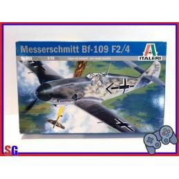 AEREO MESSERSCHMITT BF-109...