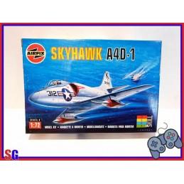 AEREO SKYHAWK A4D-1 AIRFIX...