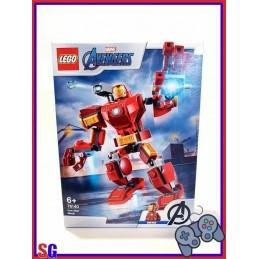 LEGO MARVEL AVENGERS IRON...