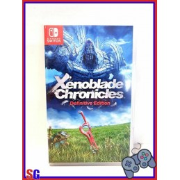 XENOBLADE CHRONICLES...