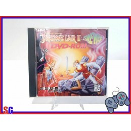 DRAGON'S LAIR II DVD ROM...