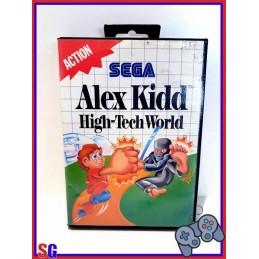 ALEX KIDD HIGH-TECH WORLD...