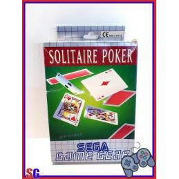 SOLITAIRE POKER SEGA GAME...