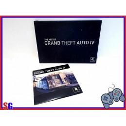 GRAND THEFT AUTO IV ART...