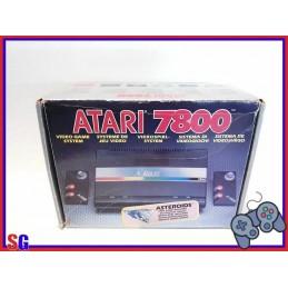 CONSOLE ATARI 7800 PAL...