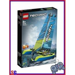 CATAMARANO LEGO TECHNIC...