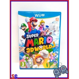 SUPER MARIO 3D WORLD GIOCO...
