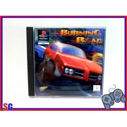 BURNING ROAD GIOCO COMPLETO...