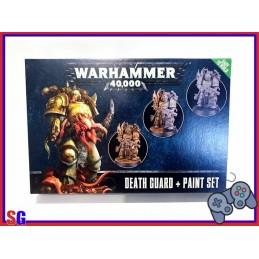 WARHAMMER 40000 DEATH GUARD...