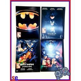 BATMAN LOTTO 4 DVD VIDEO...