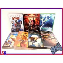 SUPEREROI LOTTO DI 7 DVD...