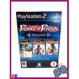 PRINCE OF PERSIA TRILOGY...