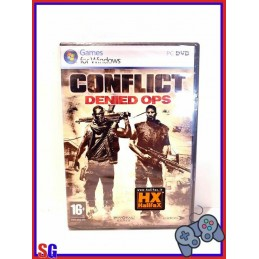 CONFLICT DENIED OPS GIOCO...