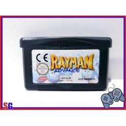 RAYMAN ADVANCE GIOCO PER...