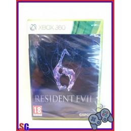 RESIDENT EVIL 6 GIOCO...