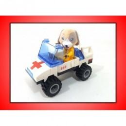 LEGO COMPATIBILE AUTO...
