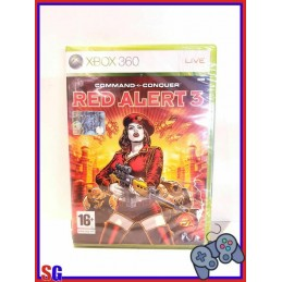 COMMAND & CONQUER RED ALERT...