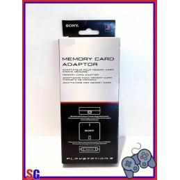MEMORY CARD ADAPTOR PS1 PS2...