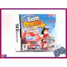 SAM POWER MISSIONE POMPIERE...