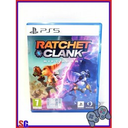 RATCHET & CLANK RIFT APART...