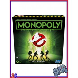 MONOPOLY GHOSTBUSTERS GIOCO...