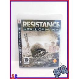 RESISTANCE PLAYSTATION 3...