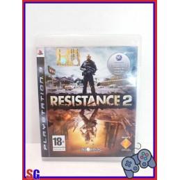 RESISTANCE 2 PLAYSTATION 3...