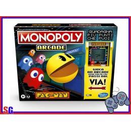 MONOPOLY ARCADE PAC-MAN...