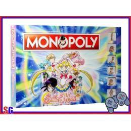 MONOPOLY SAILOR MOON GIOCO...