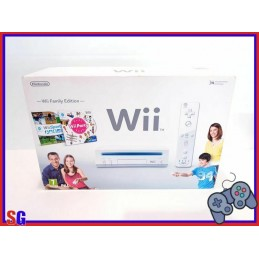CONSOLE NINTENDO WII FAMILY...