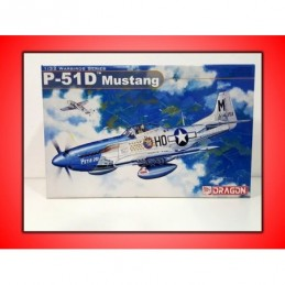 AEREO P-51D MUSTANG...