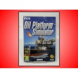 OIL PLATFORM SIMULATOR...