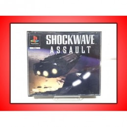 SHOCKWAVE ASSAULT GIOCO PER...