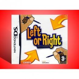 LEFT OR RIGHT TUTTI...