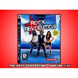 ROCK REVOLUTION GIOCO PER...