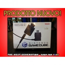 MODULATORE RF GAMECUBE...