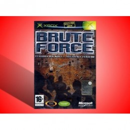 BRUTE FORCE XBOX NUOVO...