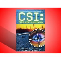 CSI: CRIME SCENE...