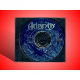 ATLANTIS AVVENTURA 4 DISCHI...