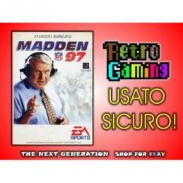 MADDEN 97 CARTUCCIA SEGA...