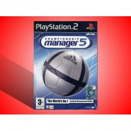 CHAMPIONSHIP MANAGER 5 PS2!...