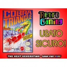 COBRA TRIANGLE GIOCO...