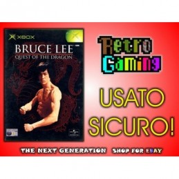 BRUCE LEE QUEST OF THE...