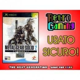 METAL GEAR SOLID 2...