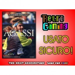 ANDRE AGASSI TENNIS GIOCO...