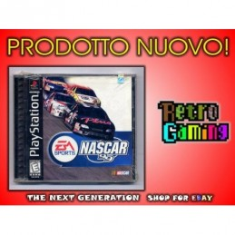 NASCAR 99 PSX PS1 USA NTSC...
