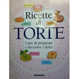 LIBRO RICETTE DI TORTE...