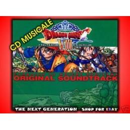 DRAGON QUEST VIII CD AUDIO...