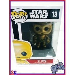 FUNKO POP! STAR WARS C-3PO...