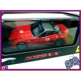 AUTO FERRARI 599XX ROSSA...